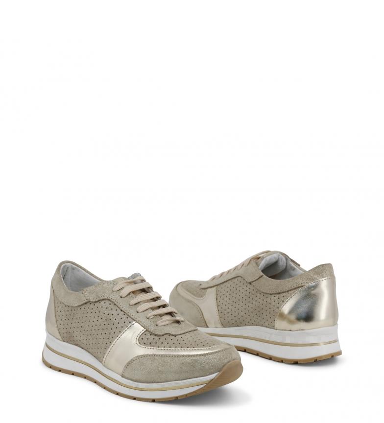 Lublin Ana MIRIAM dorado Ana Lublin Sneakers Sneakers MIRIAM qwnIzTFO