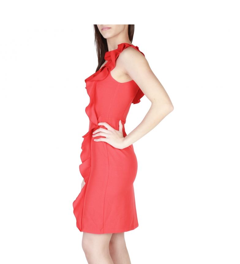 Miss Miss Vestido 39586 rojo