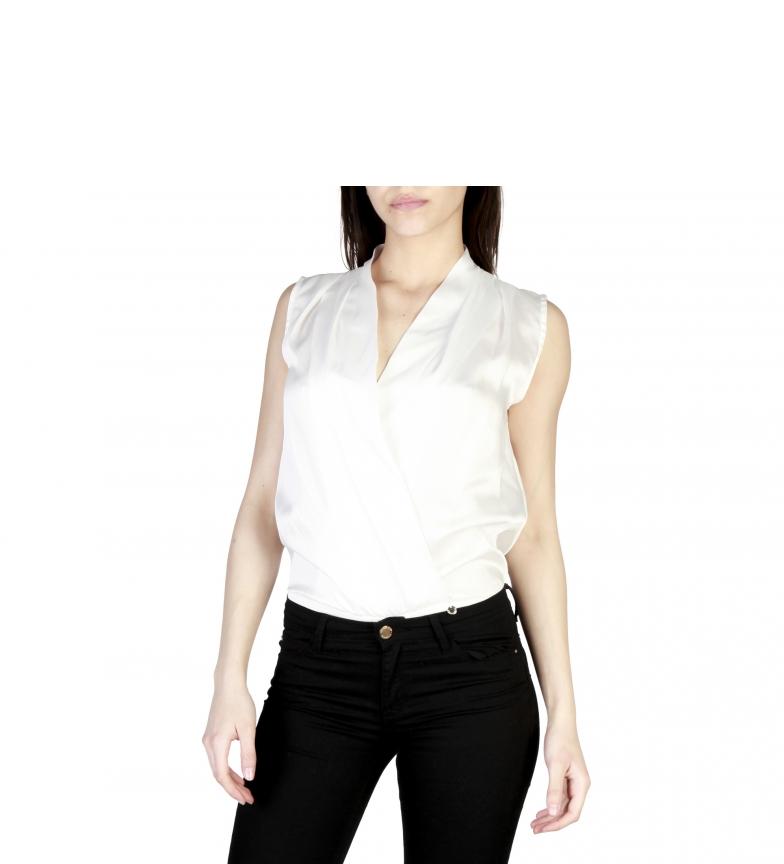 white Rinascimento Rinascimento Pantalones 003 85689 Pantalones gwnTqa