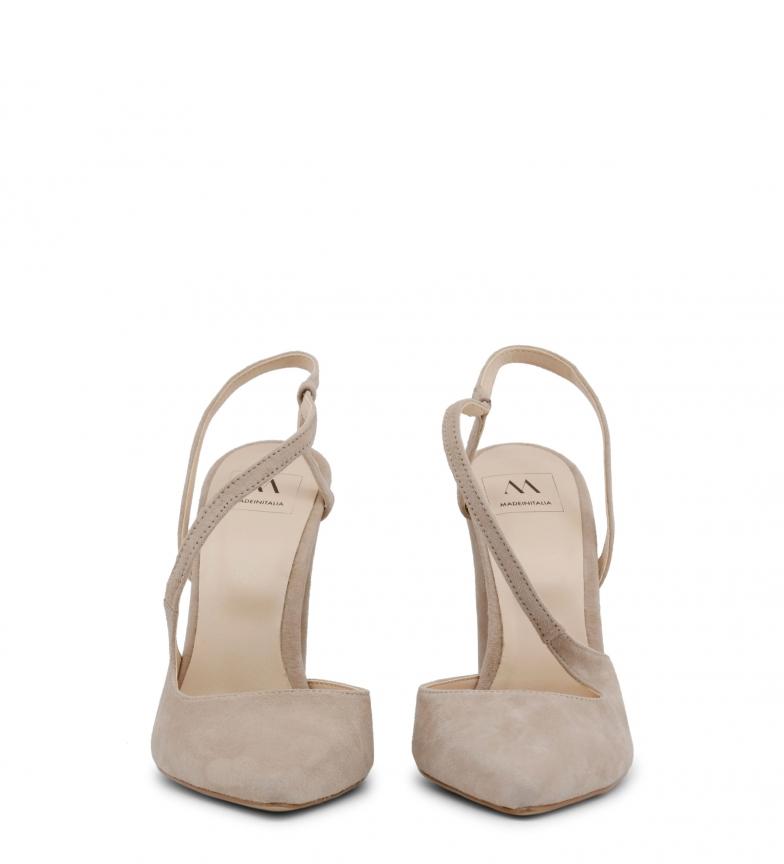 Made In Italia Sandalias de piel DIAMANTE CAM marrón