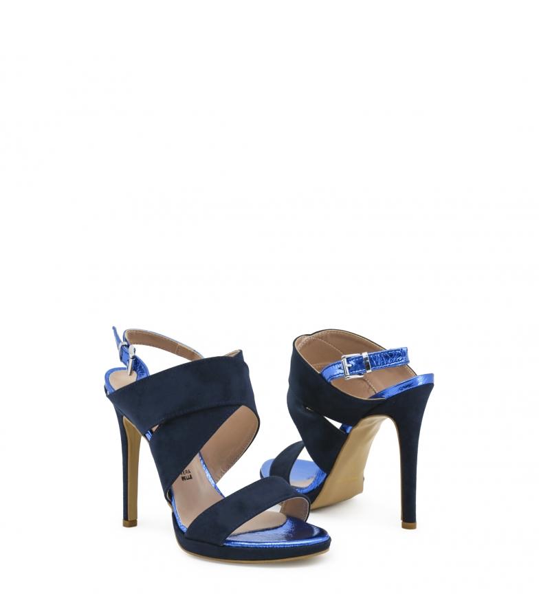 8604 Sandalias Hilton azul Paris Paris Hilton qxvnw07tg