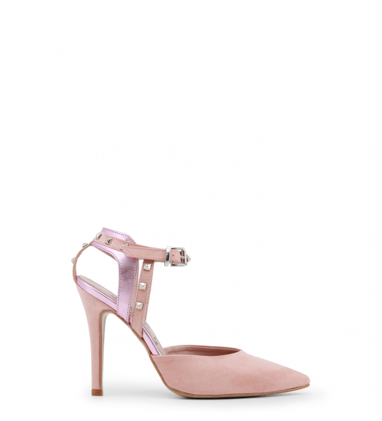 Pink Hilton Paris Sandalias Paris Hilton Sandalias 2762 QWBrCoedx