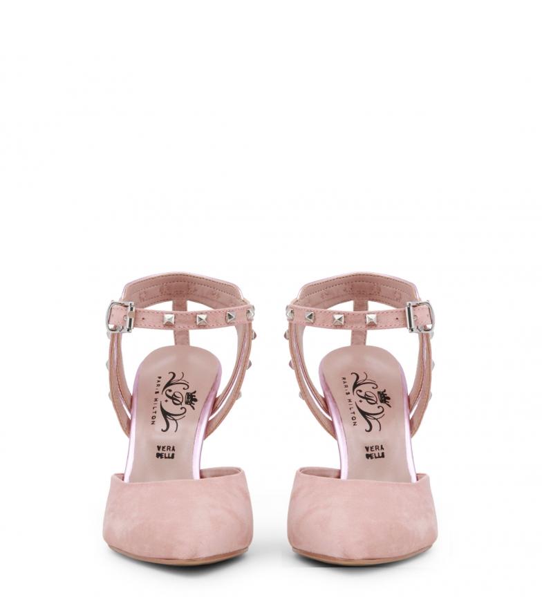 Paris pink Hilton 2762 Paris pink Sandalias 2762 Paris Hilton Sandalias 1qX5x