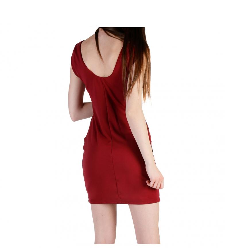 Desigual Desigual 49V2203 Vestido Desigual red red Vestido 49V2203 R1ORr4q