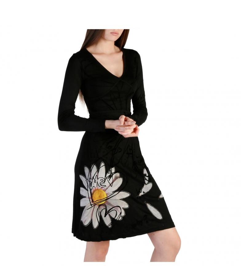 Desigual Vestido 47V2051 black