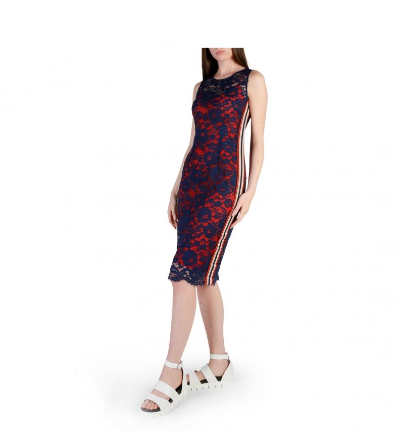 Pinko Vestido 1G134Q_5974 blue