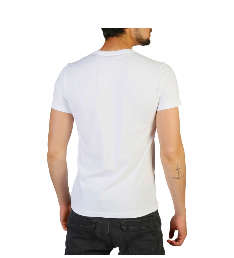 Diesel Camiseta T-HEAD-PS_00ALNK_R091B white