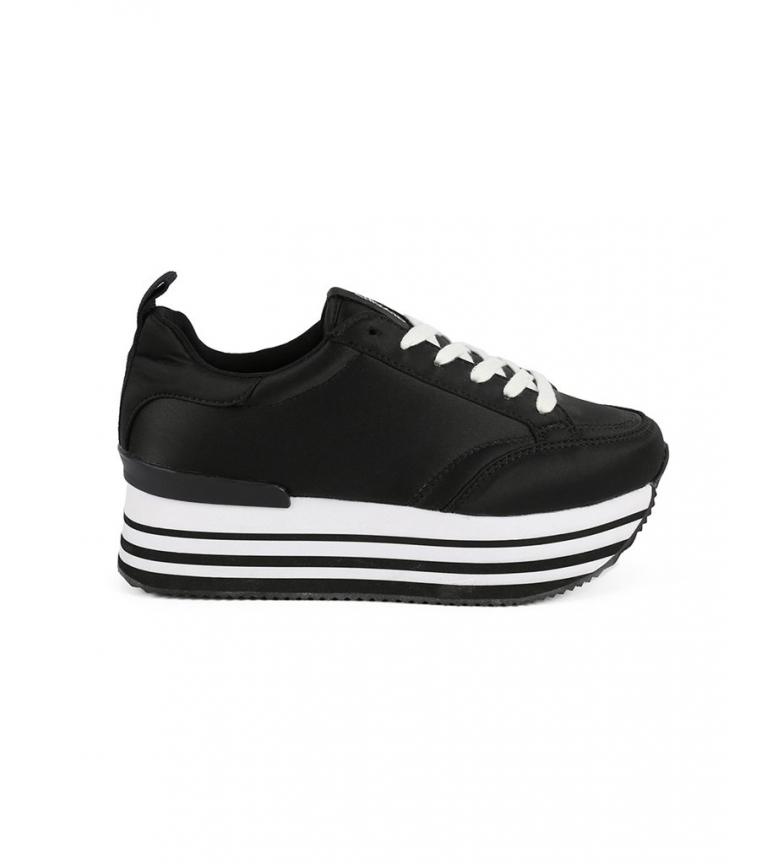 Comprar Chika10 Carla 04 black shoes - Heel height: 4 cm-