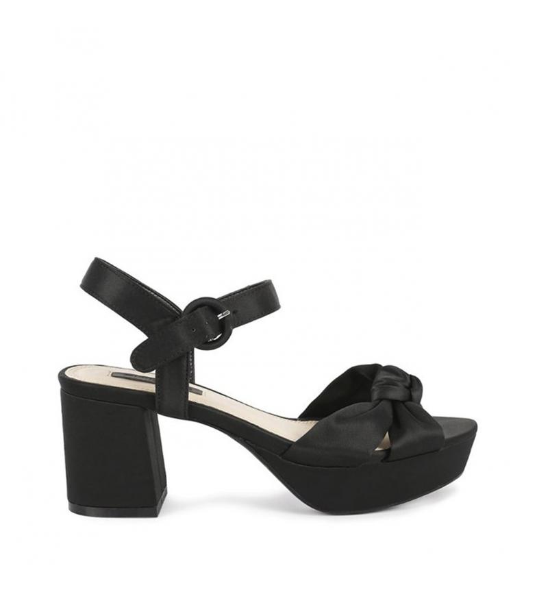 Comprar Chika10 Sandali Nuovo Cloe nero 01 tacco -Altezza: 7,5cm-