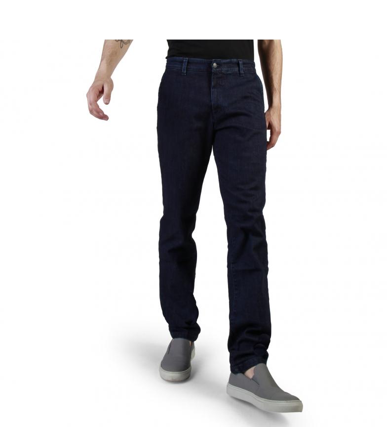 Vaqueros Carrera Jeans Blue 0970a 000624 hsdtQr