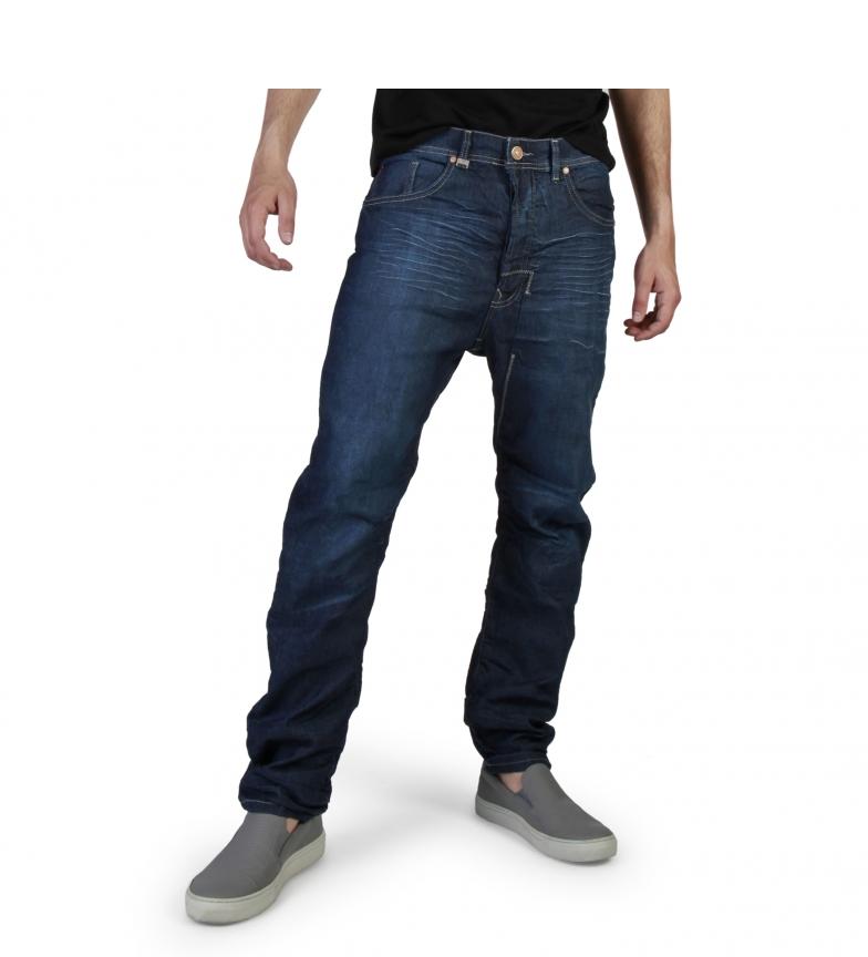 Carrera Vaqueros 0980 Jeans Blue 00p747a dWBQrxoCe