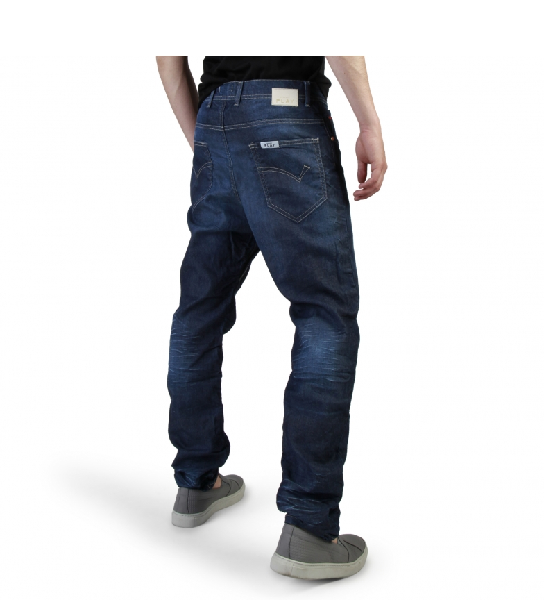 Jeans 00P747A Vaqueros blue Carrera 0980 OvFwFqdEx