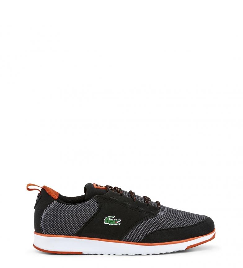 Lacoste Sneakers 734SPM0021_LIGHT black
