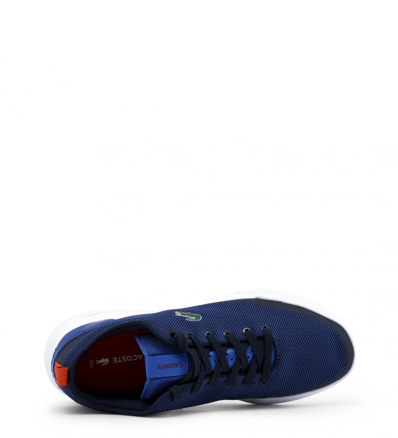 Lacoste Sneakers 734SPM0007_LT DUAL blue