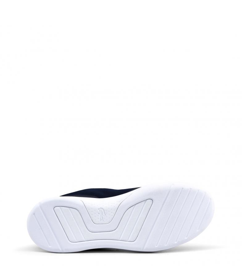 footlocker for salg nyeste Lacoste Joggesko 733spm1016_lt Ånd Blå billig engros-pris billig salg anbefaler iTza1