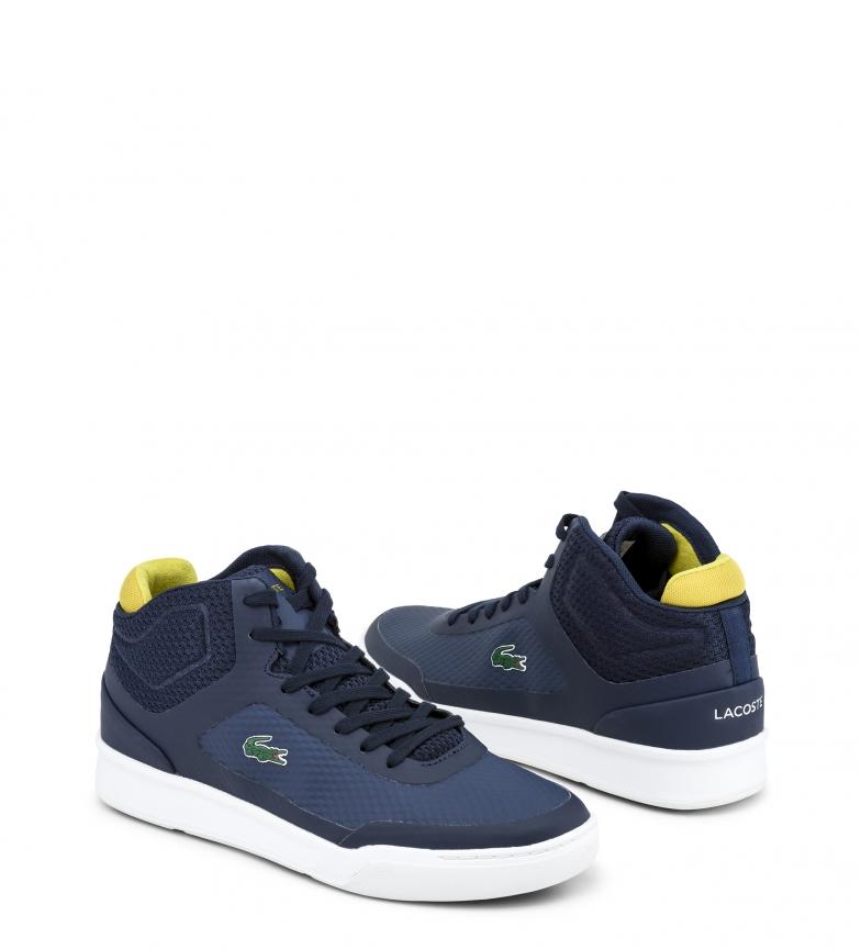 Sneakers Lacoste Lacoste 734cam0023 Blue explorateur PkwiulOZTX