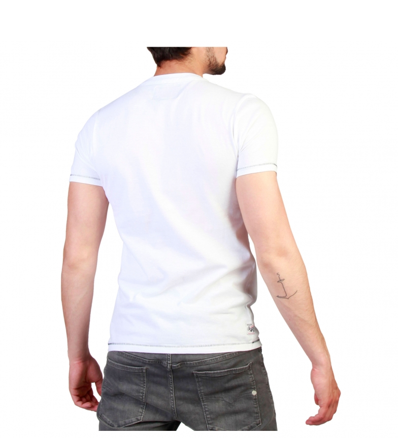 Geographical Norway Camisetas Jercy_man white