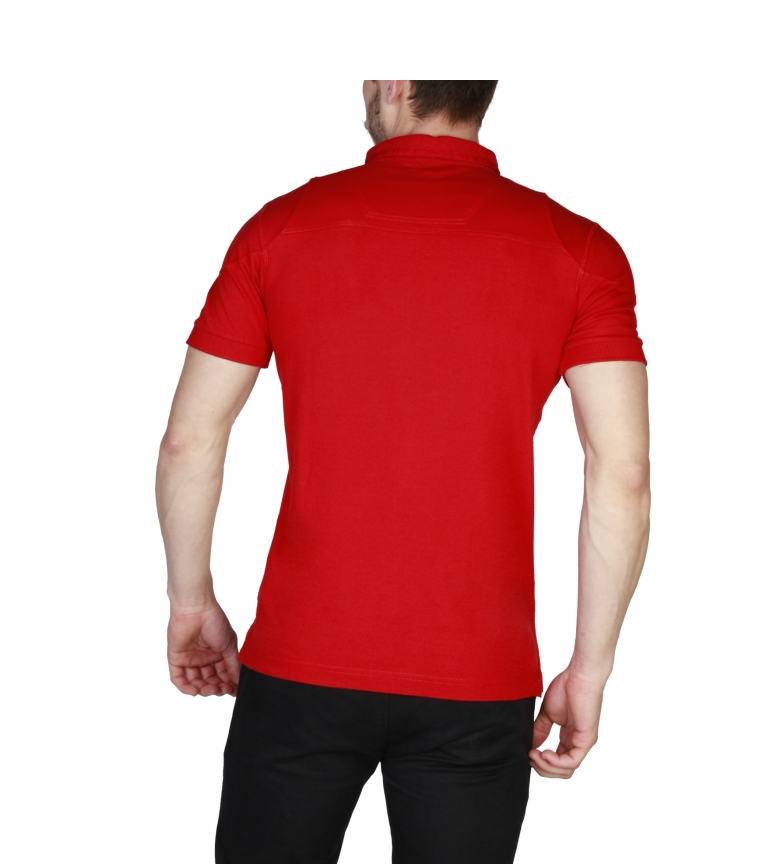 Timberland Polo 6017J red