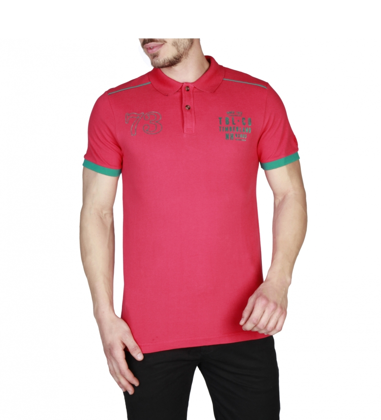 Timberland Polo 6002J red