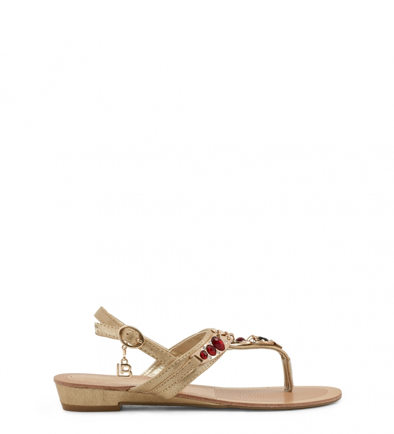 Comprar Laura Biagiotti Sandals 713_METAL yellow