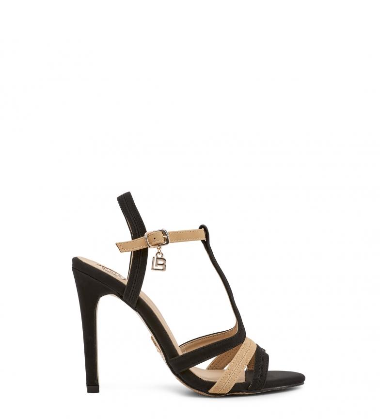 Comprar Laura Biagiotti Sandals 632_NABUK black