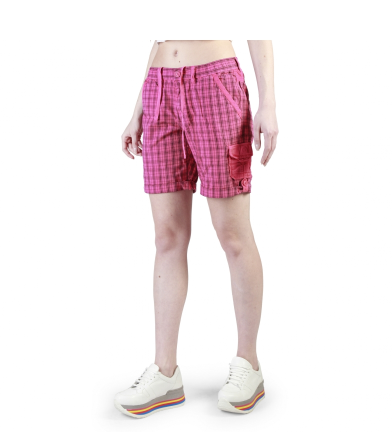 Think Pink Bermudas T18SA7207158 brown