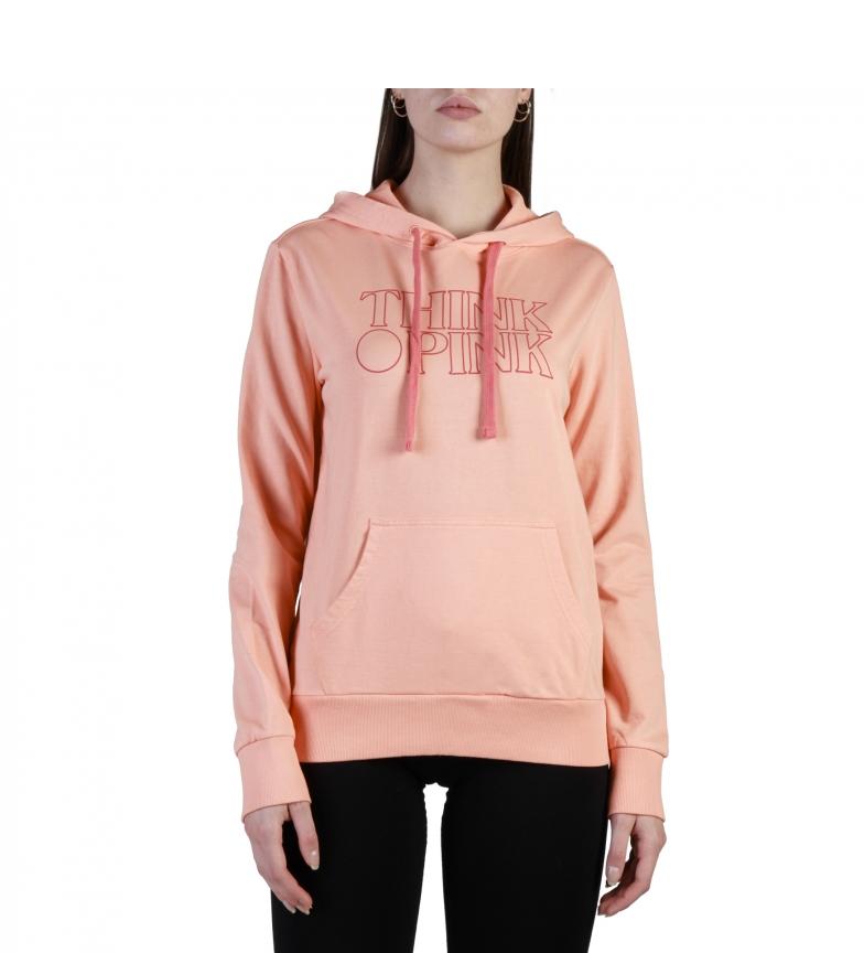 Think Pink Sudaderas T18SA3201589 brown