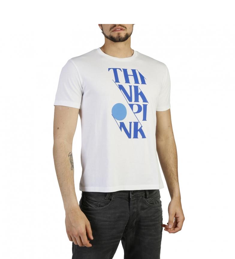 Tror Rosa Camisetas T18sa5109475 Hvit perfekt for salg gMHVR0