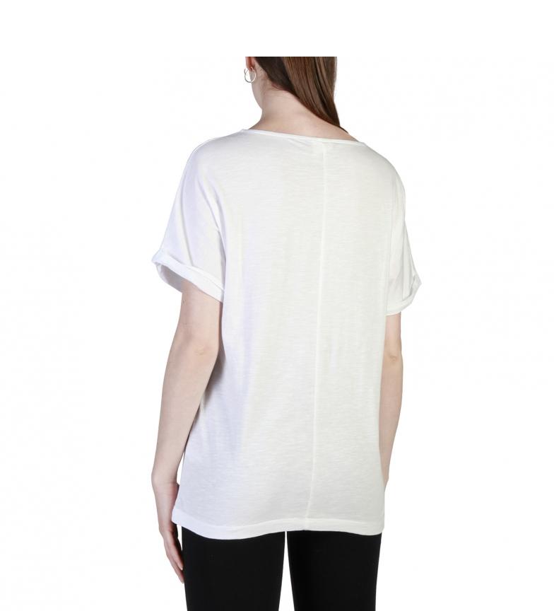 Think Pink Camisetas T18SA5202586 white