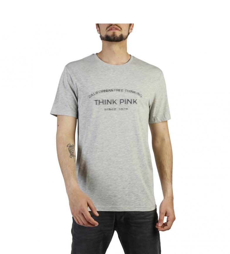 Tror Rosa Camisetas T18sa5102586 Blå footlocker 9kmF4LWpS