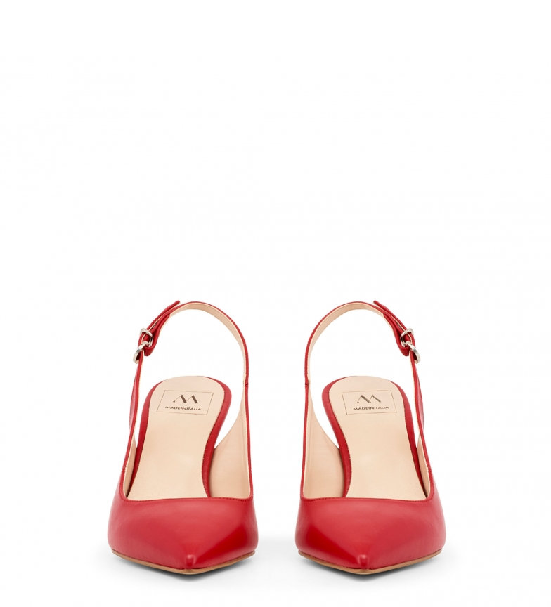 Tacones In red Italia MAGNOLIA Made wq1HgwE
