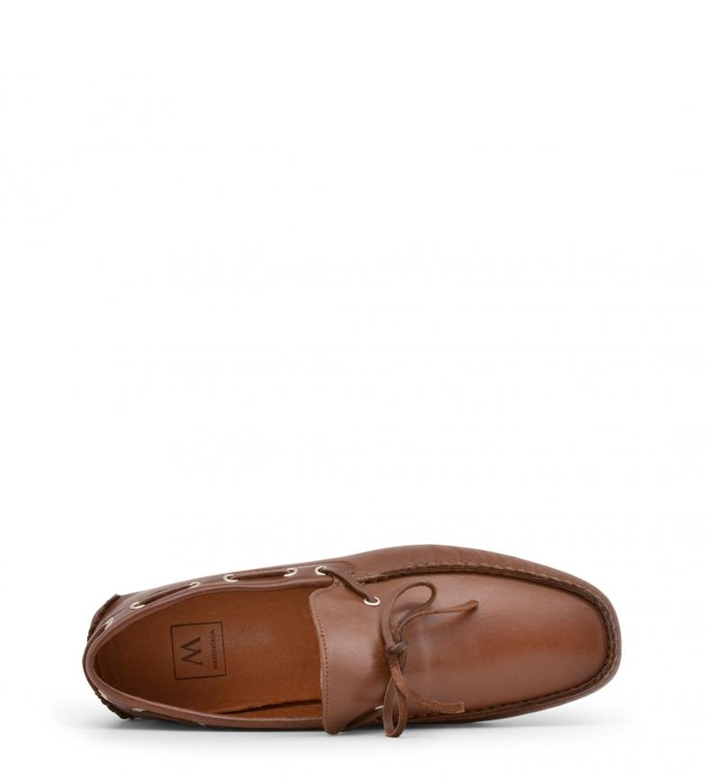 Mocasines In Made Italia brown CARUSO E06wwq4Ax