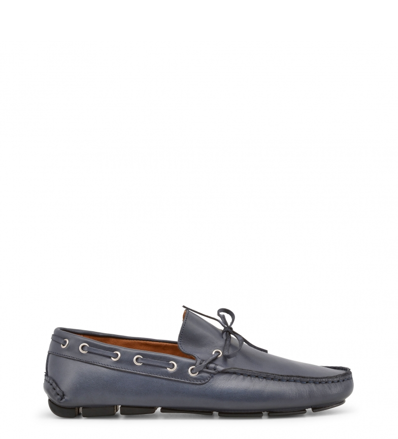 Mocasines CARUSO blue Italia In Made wCvxSzTqC