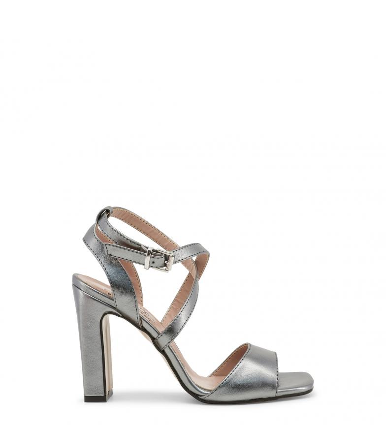 Paris Hilton Sandalias 1519 grey