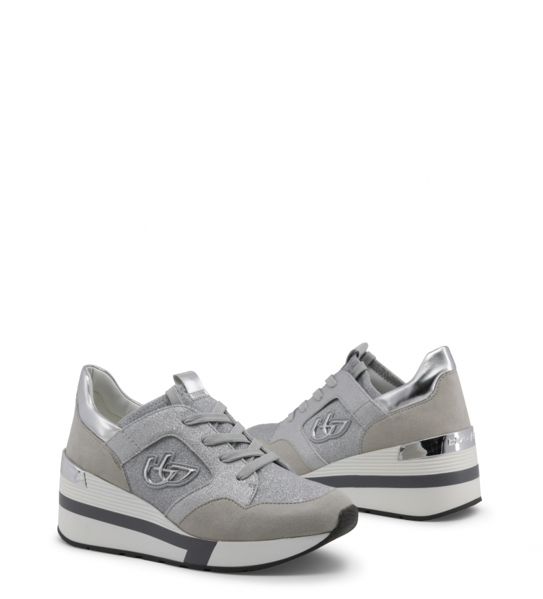 682305 GLAM Sneakers grey Blu Byblos qTExt