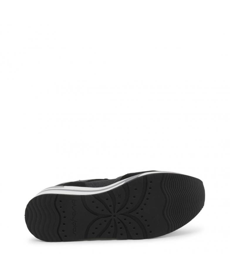Blu Byblos Sneakers CASSETTA_682101 black