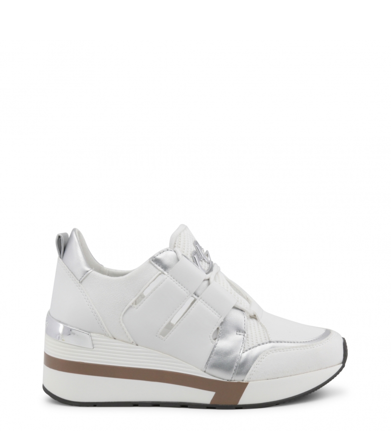 FUNNY Blu Blu Byblos Sneakers 682310 white Byblos ZvHFFq