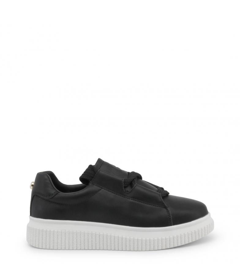 682101 black CASSETTA Blu Byblos Sneakers Blu Byblos nSvOqXqY