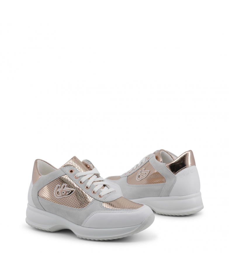 Blu white Byblos Sneakers 682006 AMANDA qfTgOFqw