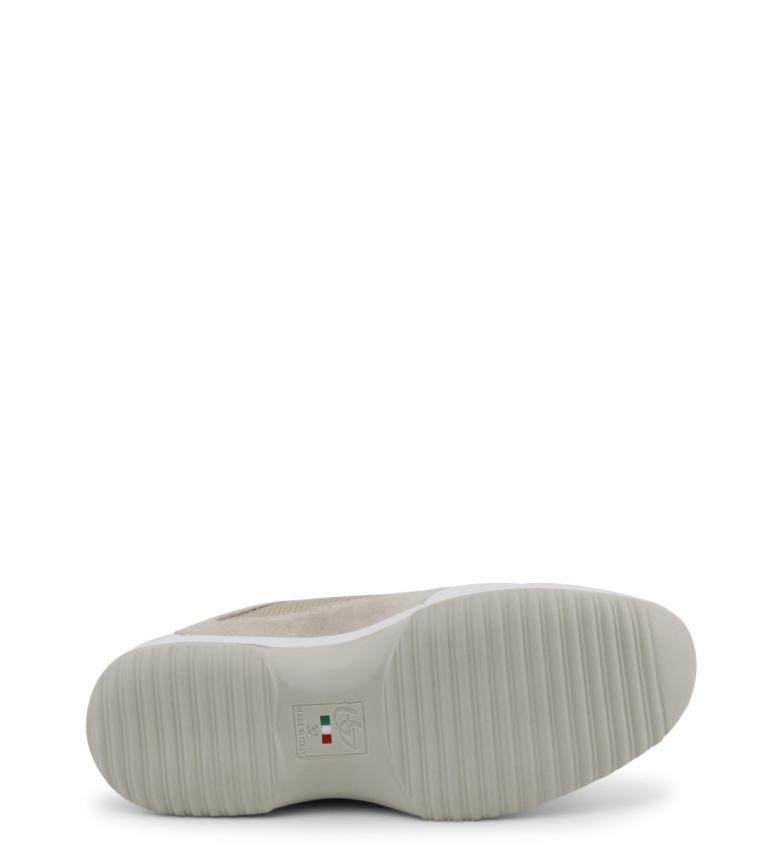 white Blu Sneakers Byblos 682006 AMANDA ArIr8n