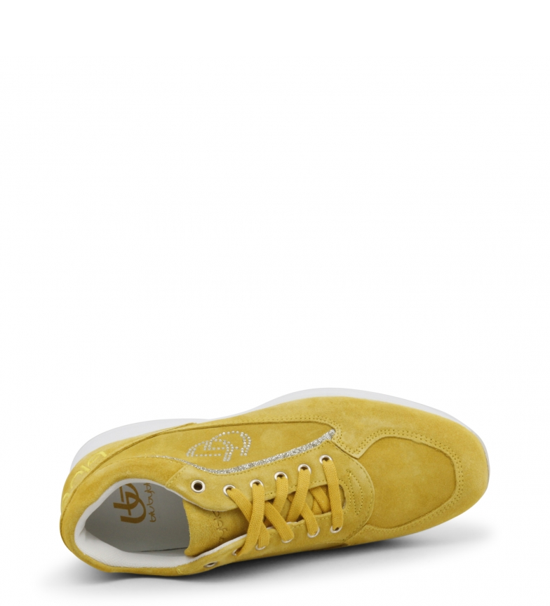 682001 Sneakers Blu Byblos yellow BEATRICE xYq8FZwHnS