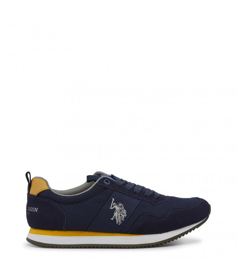 U.S. Polo Sneakers NOBIL4226S8_HN1 blue