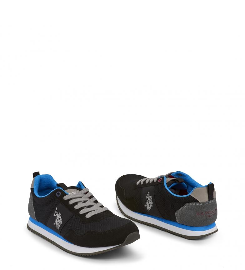 U.S. Polo Sneakers NOBIL4226S8_HN1 black