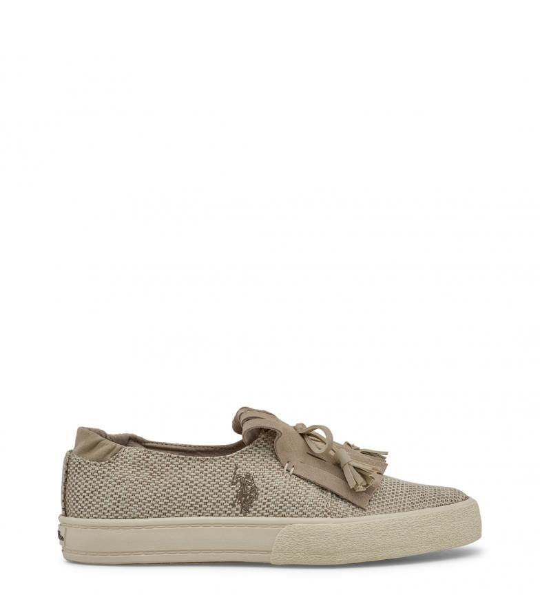 Sneakers brown U GALAD4128S8 U S S Polo T1 Polo wz6Xq8