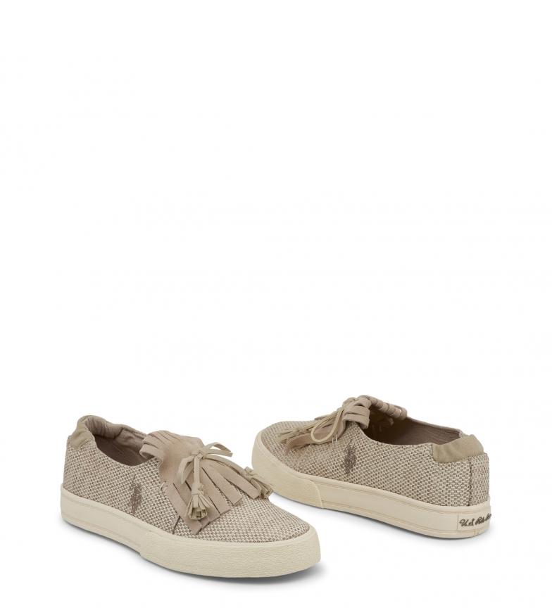 T1 S GALAD4128S8 Sneakers Polo brown U wIqPz6xdq