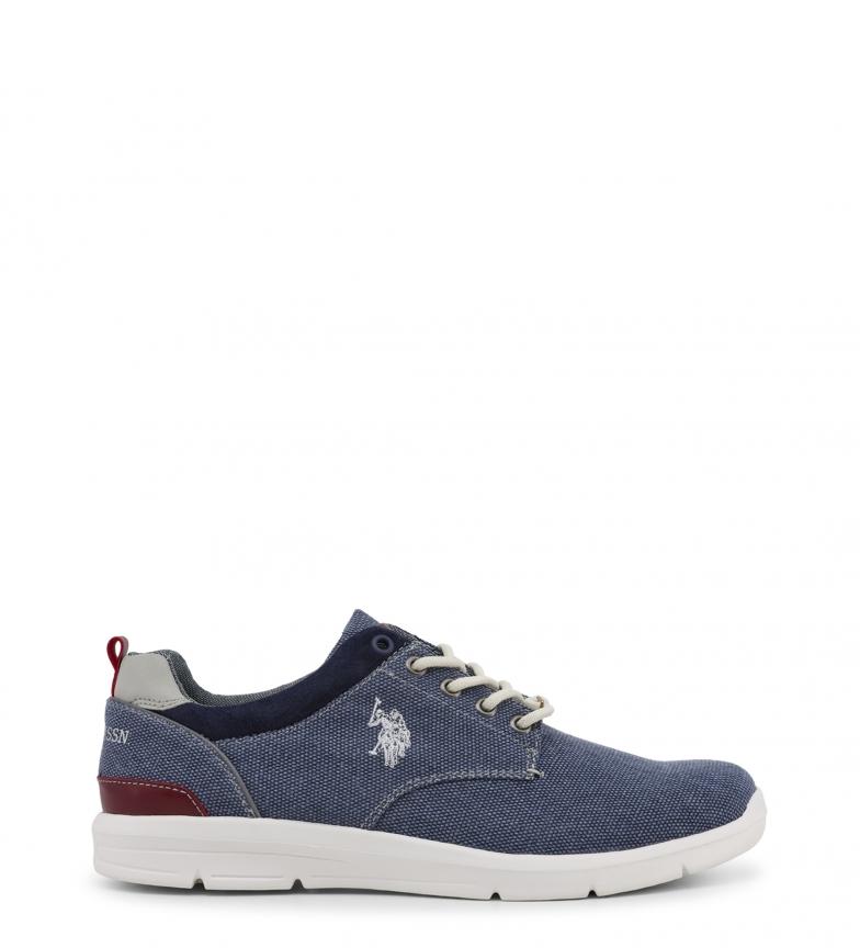 Sneakers Waldo4004w7 c1 U sPolo Blue QrtshCdx