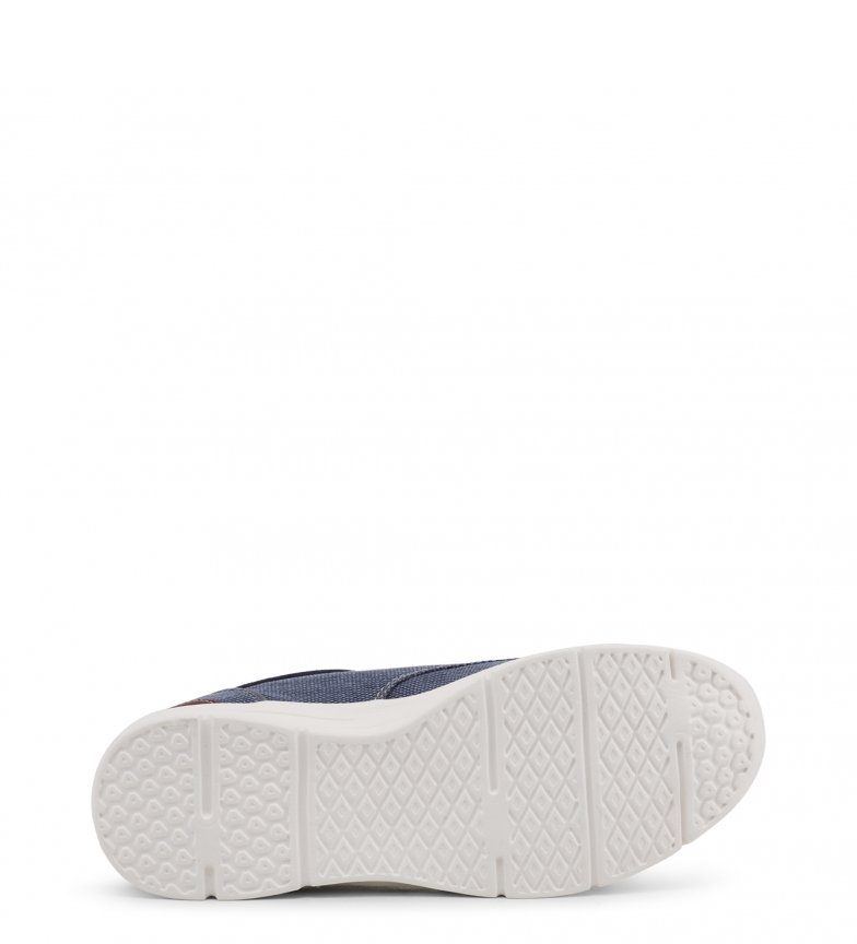 U.S. Polo Sneakers WALDO4004W7_C1 blue