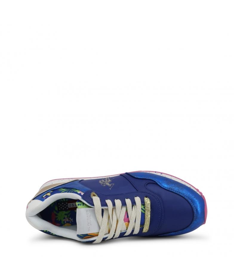FREE4030S8 Sneakers U Polo S blue U YT1 S HzqfwROxX