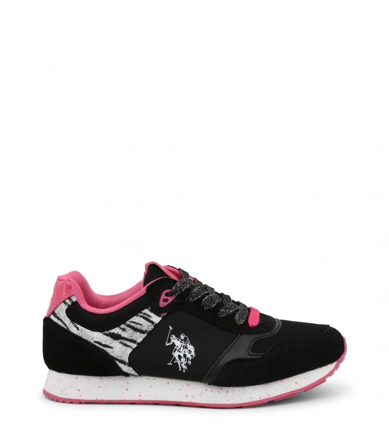Sneakers FREE4030S8 U Polo S black LT1 x7nECORqw