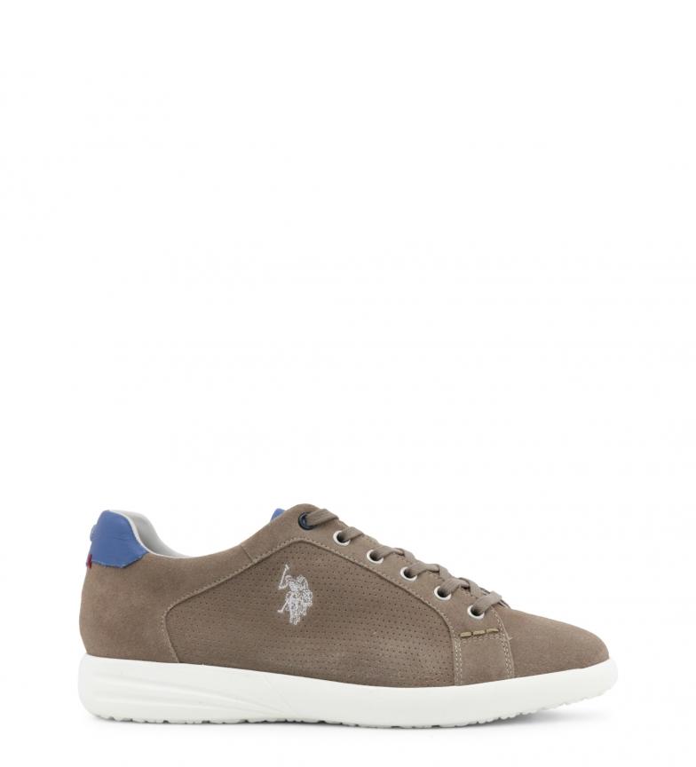 Comprar U.S. Polo Assn. Sneakers FALKS4170S8_S1 marrón